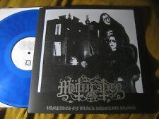 MUTIILATION vampires of imperial blood VINYL 2-LP BLUE  vlad tepes moonblood