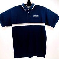 Frontier Las Vegas Casino Polo Shirt Men's Large Short Sleeve
