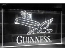Guinness Toucan LED Neon Bar Sign Home Light up Pub Bud Beer Lager Bird