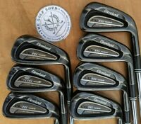 Cleveland CG16 TOUR BLACK PEARL Irons 4 - PW - NIPPON NS PRO 950 GH STIFF SHAFTS