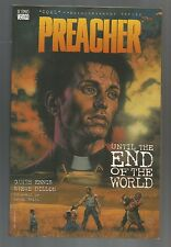 Preacher #[2] - Until the End of the World (1997, DC) 3rd Printing TPB