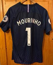JOSE MOURINHO - Signed - Tottenham Hotspur 2019/20 SHIRT **EXACT PROOF** BNWT