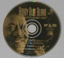 Bobby Blue Bland - Double Trouble  U.S. promo cd