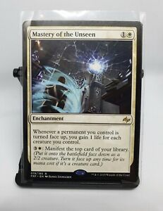 MTG Mint Singles -  Mastery of the Unseen | FRF | Sydney