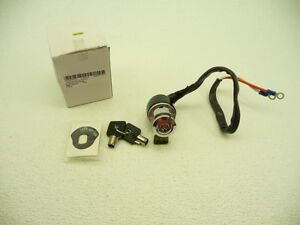 Twin Power Harley Davidson Round Security Key Ignition Switch