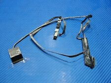 """New listing Lenovo Ideapad Y570 15.6"""" Genuine Laptop Lcd Video Cable 40Pin w/ Webcam"""