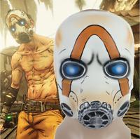 2019 Borderlands 3 Psycho Bandit Cosplay Mask Full Face Latex Adult Props