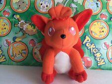 """Pokemon Plush Vulpix 6"""" Banpresto 1997 UFO Catcher Legit doll figure USA Seller"""