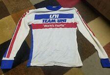 1978-1984 UNI Racing Jersey  Oldschool Old School Bmx Redline GT Hutch
