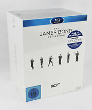 The James Bond Collection [Blu-ray]