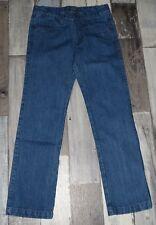 ~ LA REDOUTE ~ Superbe Pantalon en jean bleu Fille 8 ans ~
