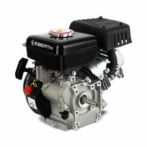 EBERTH 3 PS 2,2kW Benzinmotor Standmotor Austauschmotor 4-Takt 1 Zylinder SW