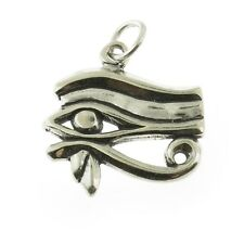 925 Sterling Silver Eye of Horus Charm Made in USA