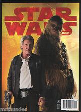 Star Wars Insider MAY 2016 165 (Us) 141 (UK) - Force Awakens - Muñeco Cubierta B