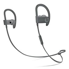 Powerbeats3 Wireless Earphones Neighborhood Collection Asphalt Gray Black