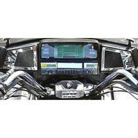 Speaker Covers Chrome Trim Plate Set For Honda Goldwing GL1200