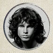 Jim Morrison Patch Picture Embroidered Border The Doors Rock Band Singer Face
