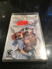 The Legend of Heroes II Prophecy of the Moonlight Witch Sony PSP New Factory Sea