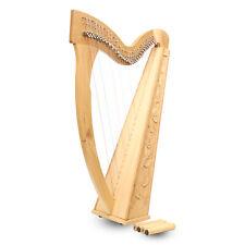 Neu Muzikkon 29 Saiten Trinity Mundharmonika Ashwood,Keltisch Irisch