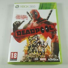 Deadpool Xbox 360 Action Video Game PAL