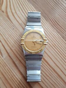 Omega Constellation Armbanduhr für Herren - Quartz