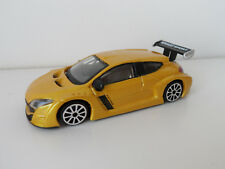 Renault Megane RS Coupe Renault Sport 1:43 Bburago Modellauto Model Car NEU OVP