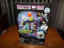 Mega Bloks, Monster High, Physical Deaducation, #Dpk31, 137 Pcs, Nib, 2015