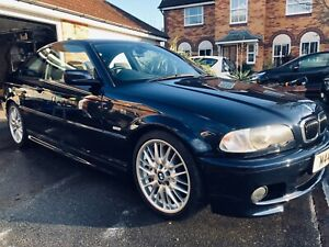 2001 BMW 330CI 55k FSH MINT Condition