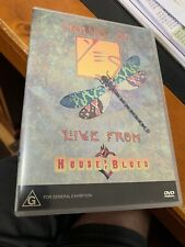 Yes - House Of Yes - Live (DVD, 2001)