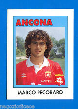 AIC Calciatori 1992-93 - Figurina-Sticker n. 11 - PECORARO - ANCONA -New