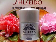 "Shiseido ANESSA Essence UV Sunscreen Aqua Booster ◆12ML◆ ""POST FREE ~Travel Care"