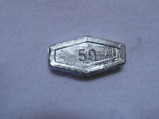 20 stk. x 50 g.= 1000gSARGBLEI-GRUNDBLEI-SECHSKANTBLEI-SPARPAKET