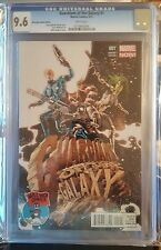 GUARDIANS OF THE GALAXY #1 MILE HIGH EDITION CGC 9.6 SECOND MOVIE NUMBER ONE HOT
