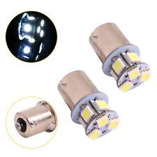12V DC un paio 1156 Lampadina luce freno a LED per auto BA15S R5W 8SMD