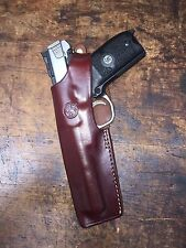 "Smith & Wesson LEFT HAND Model 41, S&W Victory SW22 5.5"" barrel holster #9180"