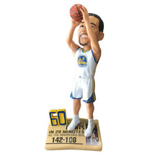 Klay Thompson Golden State Warriors 60 Point Game Newspaper Base Bobblehead