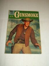 Dell GUNSMOKE #23 October/November 1960