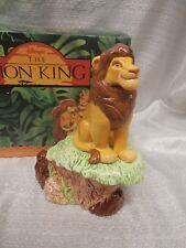 "Schmid Disney The Lion King Simba Tune: ""Circle of Life"" New (musical)"