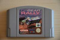 N64 - Top Gear Rally für Nintendo 64