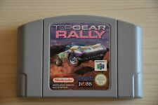 N64-Top Gear Rally para Nintendo 64