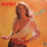 "Los Joao Oye Neckline Curvy Blonde Sexy Cover lp Cheesecake Tropi Disco Maxi 12"""