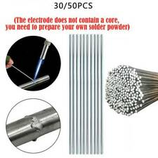 50Pcs Durafix Aluminium Welding Brazing Easy Soldering Low Temperature Tool Rods