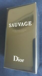Dior Sauvage After Shave Balm.New