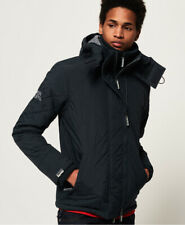 Superdry Mens Quilted Hooded Polar Sd-Windcheater Jacket