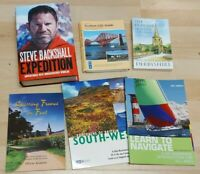 Selection of 6 NEW Adventure Books. Great reads or gifts for lover of outdoors