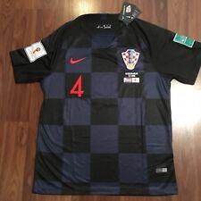 aeef2345ccb Nike Croatia World Cup Semi-Finals 2018 Ivan Perisic  4 Jersey size XL  VATRENI