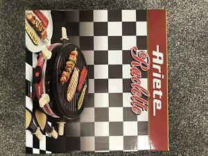 Ariete Raclette and Fondue Machine