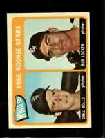 1965 TOPPS #541 GREG BOLLO/BOB LOCKER EXMT (RC) WHITE SOX ROOKIES *SBA3485