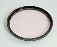Minolta Rokkor 55 mm skylight filter