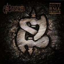 Saxon Solid ball of rock (1990) [CD]